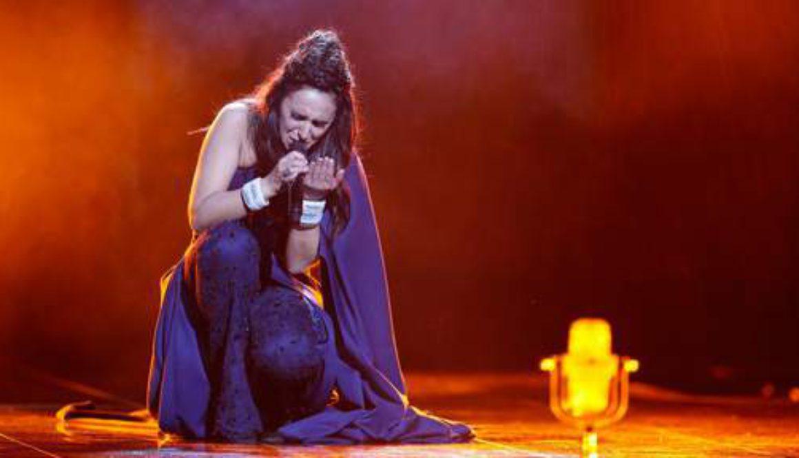 Eurovisie Songfestival komt naar Kiev.