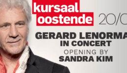 Sandra Kim bij Gerard Lenorman in concert!