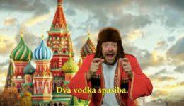 Tom Waes haalt Russische televisie
